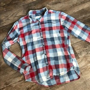 Men's M Columbia Sportswear flannel